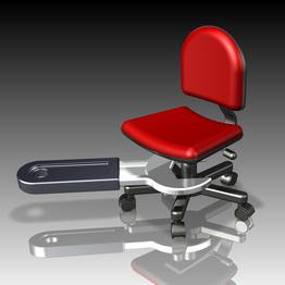 popravilo pisarniških stolov