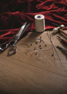 šiviljstvo in šiviljska popravila, izdelava oblačil po meri